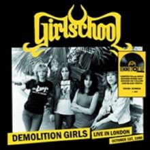 GIRLSCHOOL - Demolition Girls Live In London