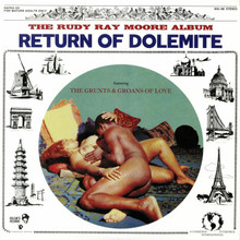 MOORE, RUDY RAY - Return Of Dolomite