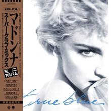 "MADONNA - True Blue 12"""