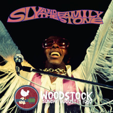 SLY & THE FAMILY STONE - Woodstock Sunday August 17, 1969