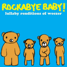 BISSELL, ANDREW - Lullaby Reditions Of Weezer