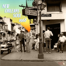NEW ORLEANS SOUL 1968 - Various Artists