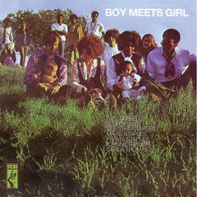 BOY MEETS GIRL - Stax - Various Artists