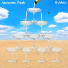 """PAAK, ANDERSON - Bubblin'   7"""""""