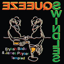 "BADU, ERYKAH & JAMES POYSNER - Tempted  7"""