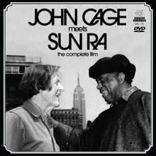 CAGE, JOHN Meets Sun Ra - The Complete Film DVD + 7""