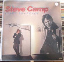 CAMP, STEVE - Start Believin'