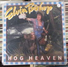 BISHOP, ELVIN - Hog Heaven  LP