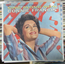 FRANCIS, CONNIE - Sing Along With