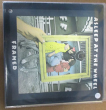 ASLEEP AT THE WHEEL - Framed