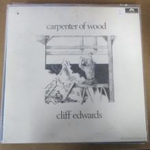 EDWARDS, CLIFF - Carpenter Of Wood  LP