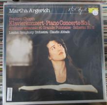 ARGERICH, MARTHA - Chopin : Piano Concerto No. 1