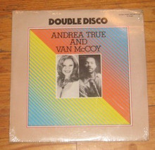 ANDREA TRUE CONNECTION/ VAN McCOY - Double Disco