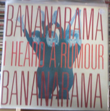 BANANARAMA - I Heard A Rumour 12""