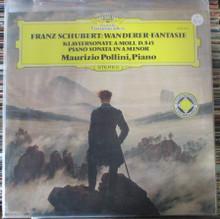 "POLLINI, MAURIZIO - Schubert ""Wanderer-Fantasie"""