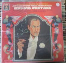 McGLINN, JOHN & NEW PRINCESS THEATER ORCHESTRA - Gershwin Overtures