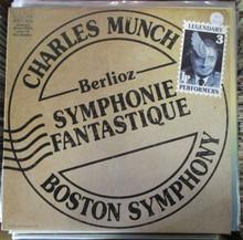 "MUNCHm CHARLES & BOSTON SYMPHONY - Berlioz ""Symphonie Fantastique"""