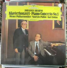 "POLLINI, MAURIZIO / WIENER PHILHARMONIC - Brahms ""Piano Concert No. 1"