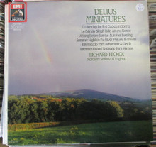 HICKOX, RICHARD & Northern Sinfonia of England - Delius Miniatures