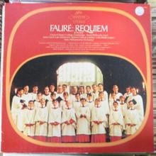 """CHOIR OF KING'S COLLEGE - Faure """"Requiem & pavane"""""""