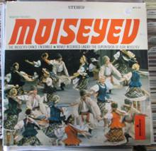 MOISEYEV DANCE ENSEMBLE - Moiseyev
