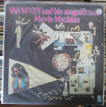 McCOY, VAN - His Magificent Movie Machine LP