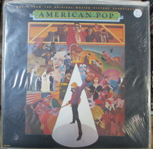 AMERICAN POP - Soundtrack