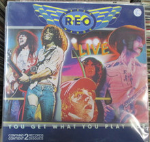 REO SPEEDWAGON - Live - You Get What You Pay For