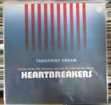 TANGERINE DREAM - Heartbreakers - Soundtrack
