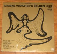 WARWICK, DIONNE - Golden Hits Part 2 LP