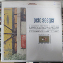 SEEGER, PETE - Pete Seeger - Achive Of Folk Music Series