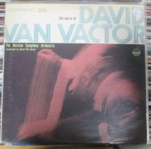 VAN VACTOR, DAVID - The Music Of