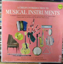 A CHILD'S INTRODUCTION TO MUSICAL INSTRUMENTS - Jim Timmens