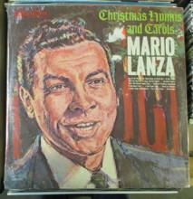 LANZA, MARIO - Christmas Hymns & Carols