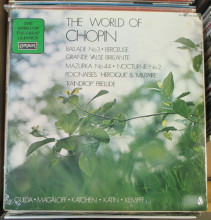 CHOPIN - The World Of - Various