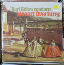 BOHM, KARL - Conducts Mozart Overtures