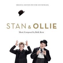 STAN & OLLIE - Soundtrack - Rolfe Kent