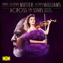 MUTTER, ANNE-SOPHIE / JOHN WILLIAMS - Across The Stars