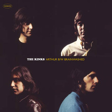 KINKS - Arthur / Brainwashed