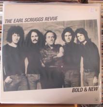 SCRUGGS, EARL REVUE - Bold & New