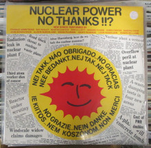 NUCLEAR POWER NO THANKS !!?  - Various