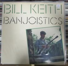 KEITH, BILL - Banjoistics