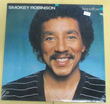 ROBINSON, SMOKEY - Being With You LP