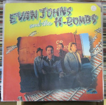 JOHNS, EVAN & THE H-BOMBS - Self Titled