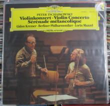 KREMER, GIDON & Berlin Philharmonic - Tschaikowsky  Violin Concerto