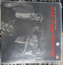 ERWIN, ANGELA, CLARK & ODIE - Live At The Piano Man