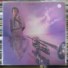 ALPERT, HERB - Magic Man  LP
