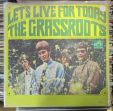 GRASS ROOTS - Let's Live For Today