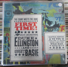 ELLINGTON, DUKE & COUNT BASIE - First Time