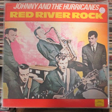 JOHNNY & THE HURRICANES - Red Rive Rock